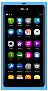 Nokia N9 Datenblatt - Foto des Nokia N9