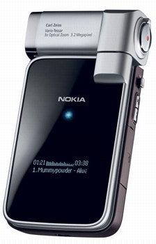 Nokia N93i Datenblatt - Foto des Nokia N93i