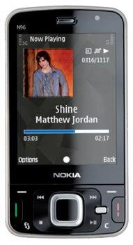 Nokia N96 Datenblatt - Foto des Nokia N96