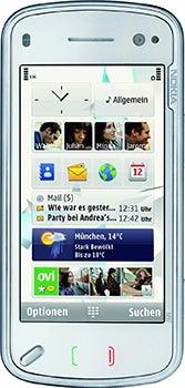 Nokia N97 Datenblatt - Foto des Nokia N97