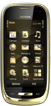 Nokia Oro Datenblatt - Foto des Nokia Oro