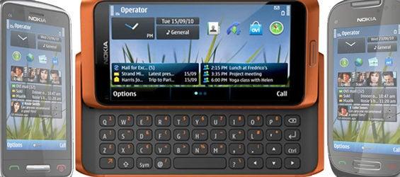 Nokia C6-01, C7 und E7