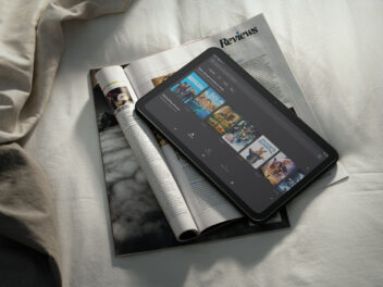Nokia T20 Tablet PC Front