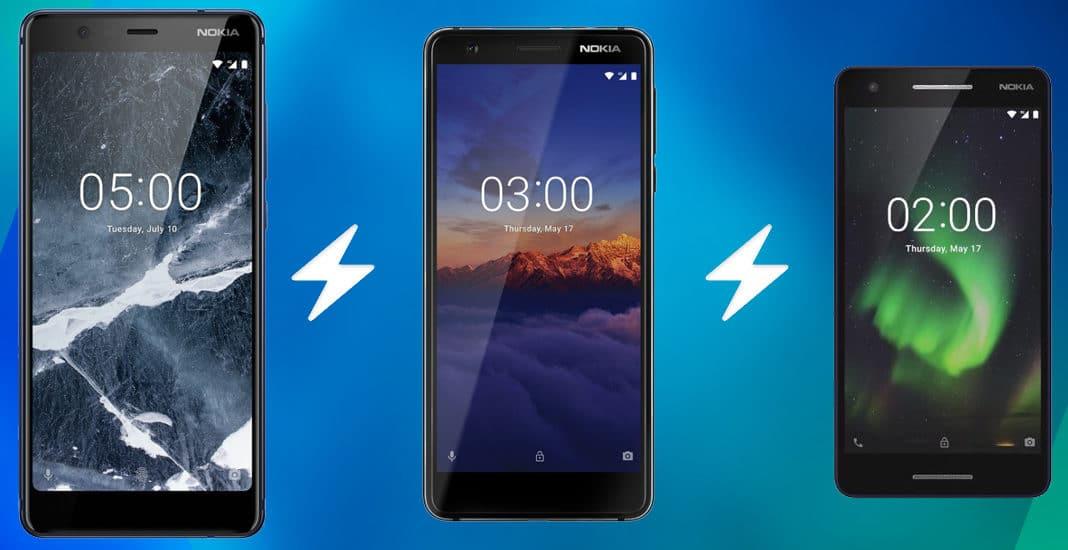 Nokia Vergleich