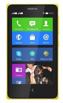 Nokia X Datenblatt - Foto des Nokia X