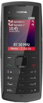 Nokia X1-01 Datenblatt - Foto des Nokia X1-01