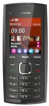 Nokia X2-05 Datenblatt - Foto des Nokia X2-05