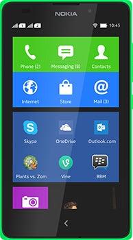 Nokia XL Datenblatt - Foto des Nokia XL