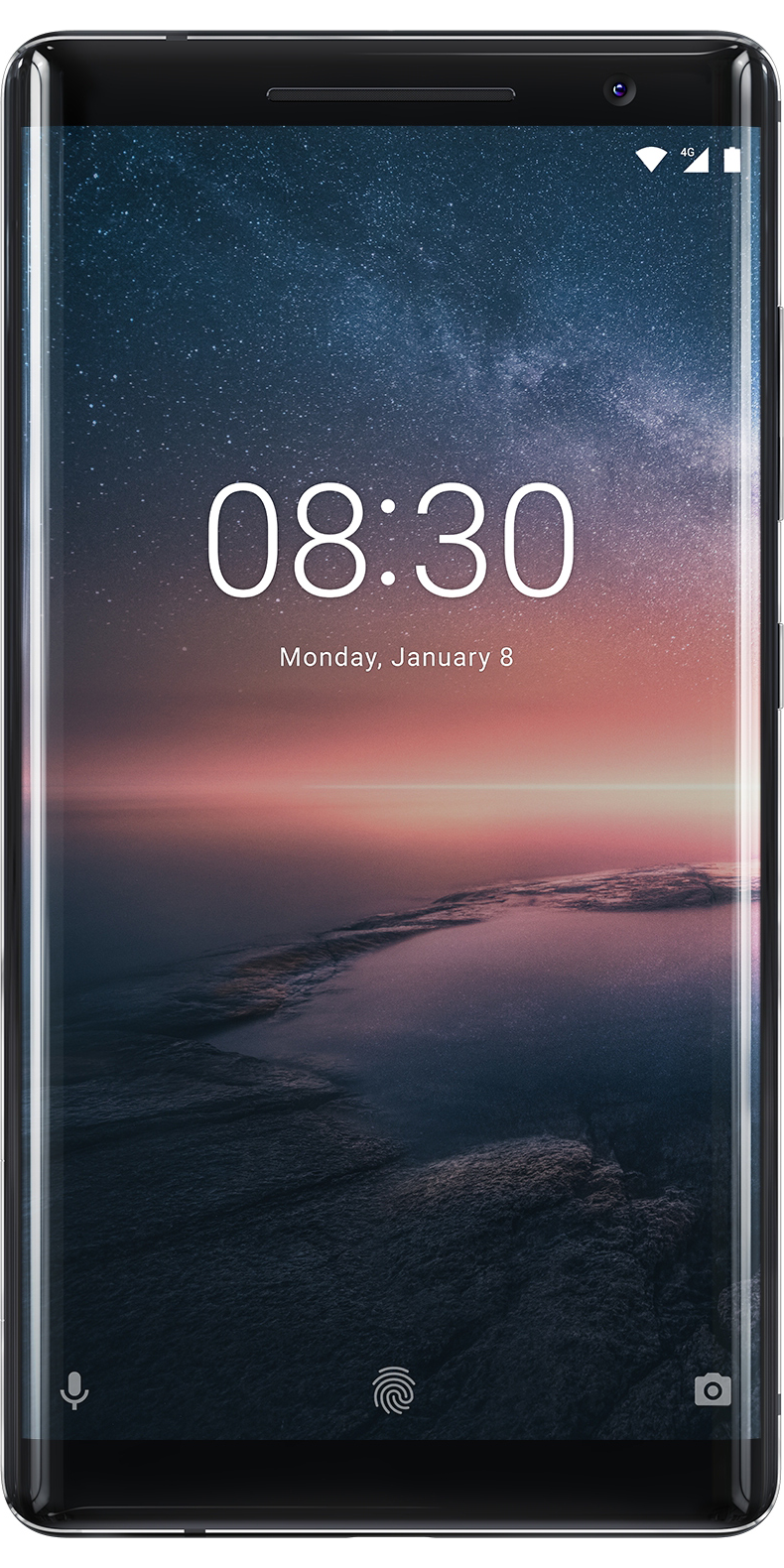 Nokia 8 Sirocco Front