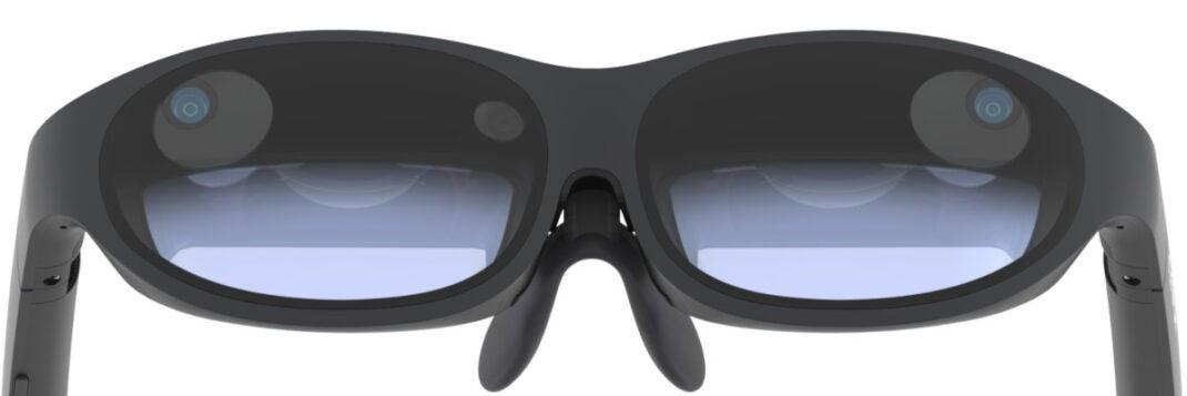 Front der Nreal Brille