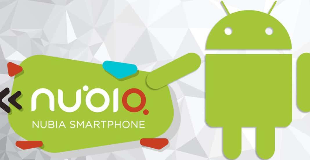 Nubia Deutschland Smartphones Stock Android