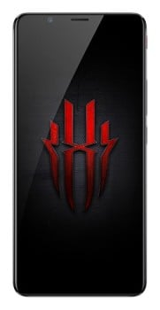 Nubia Red Magic Datenblatt - Foto des Nubia Red Magic
