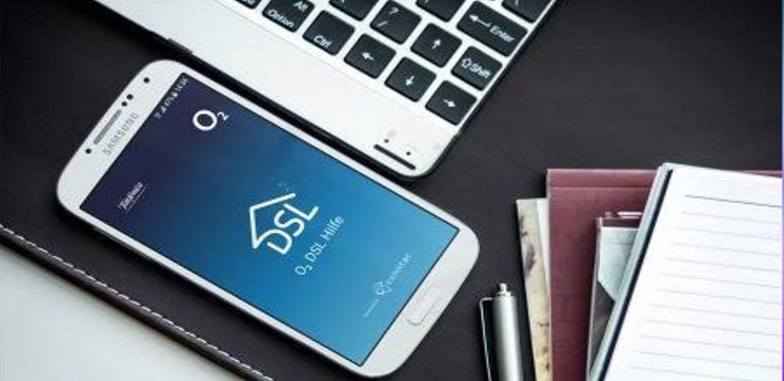 neue app unterst tzt o2 kunden bei ihrem dsl anschluss. Black Bedroom Furniture Sets. Home Design Ideas