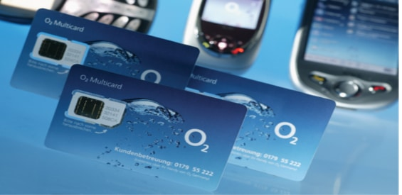 o2 Multicard Funktionen