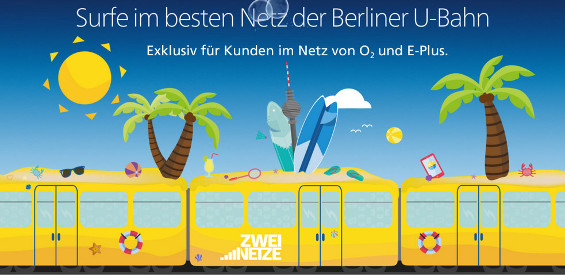 O2 startet National Roaming in Berlin