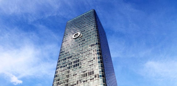 Hauptsitz von O2