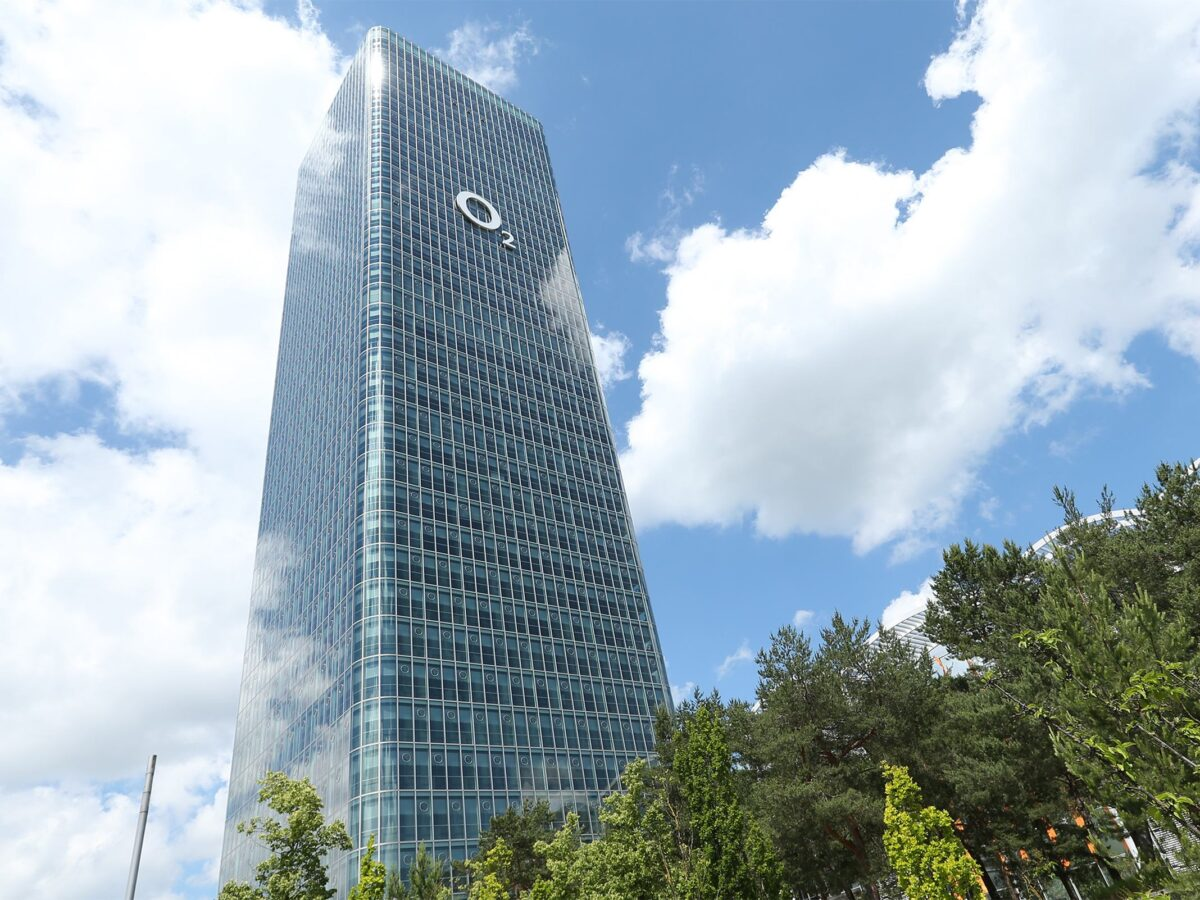 o2 Tower in München