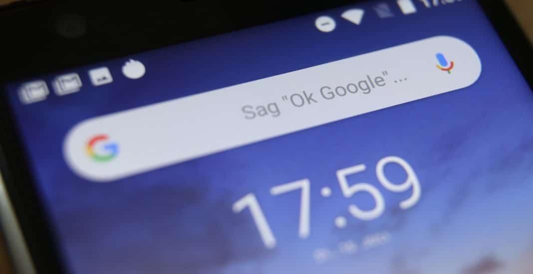 Ok, Google - Google Suche-App
