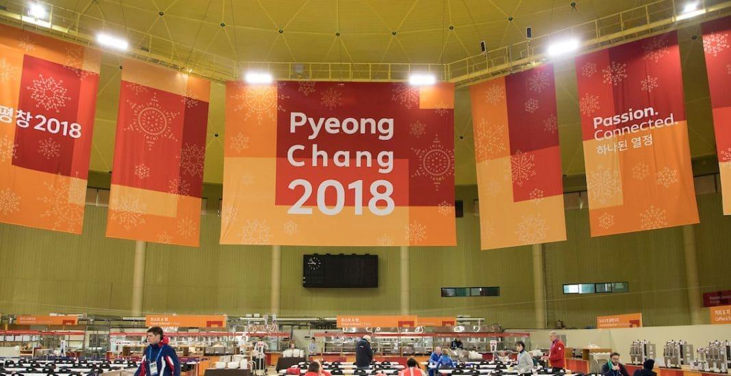Olympische Winterspiele 2018 in Pyeongchang