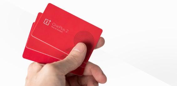 OnePlus 2 Einladung