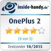 OnePlus 2 Testsiegel