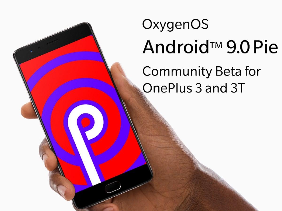 Update-Programm für das OnePlus 3 und 3T.