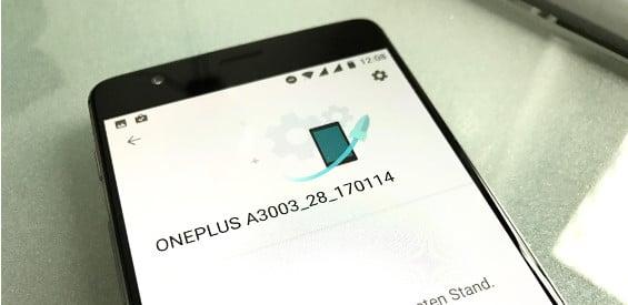 OnePlus 3T Update