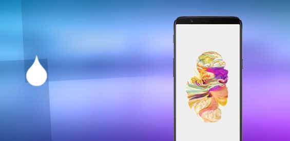 Leak zeigt OnePlus 5T / 6 im Galaxy-S8-Design
