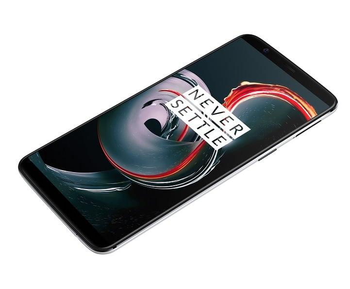 OnePlus 5T: Sandstone-Design