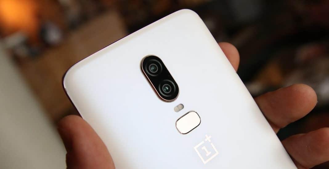 OnePlus 6 Dual-Kamera