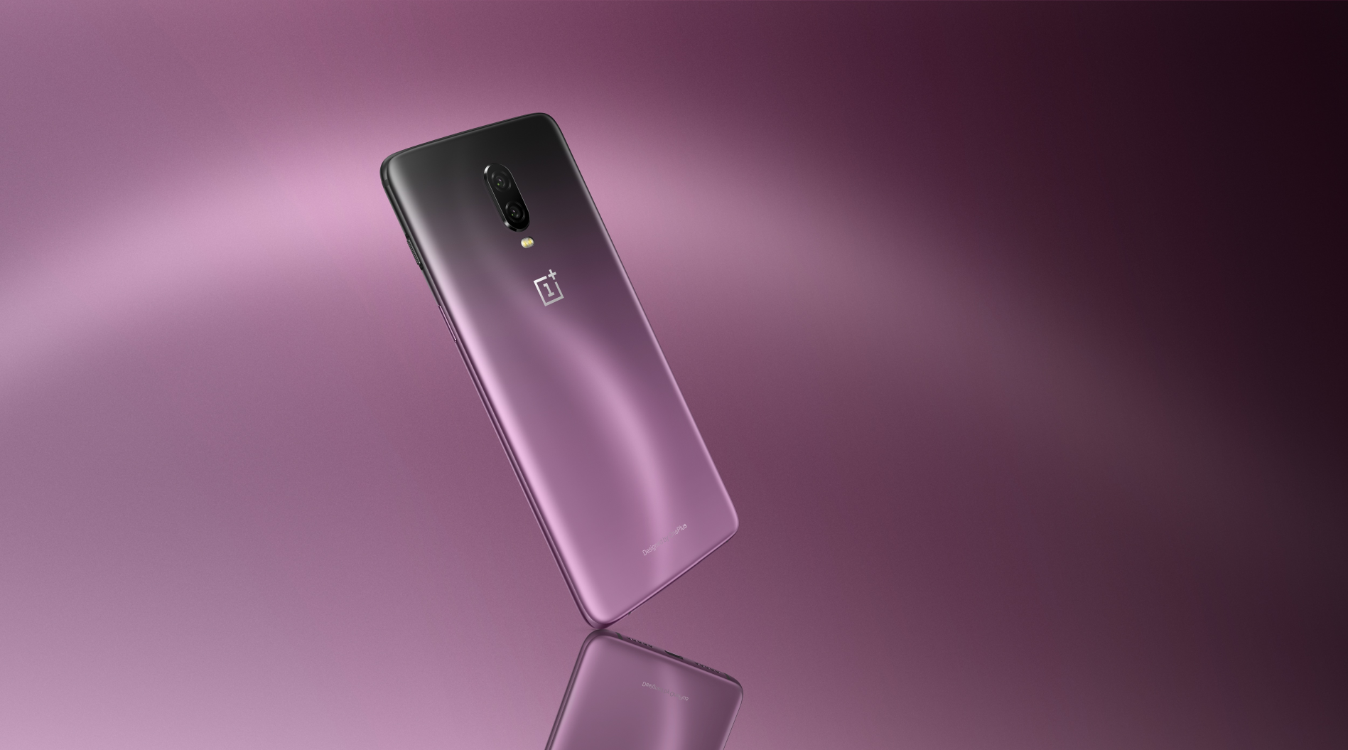 OnePlus 6T Thunder Purple 1