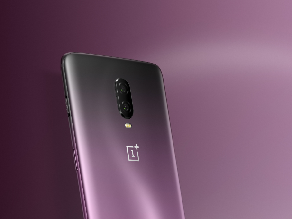 OnePlus 6T Thunder Purple 2