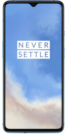 OnePlus 7T Frontansicht