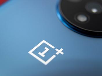OnePlus-Logo auf dem 7T