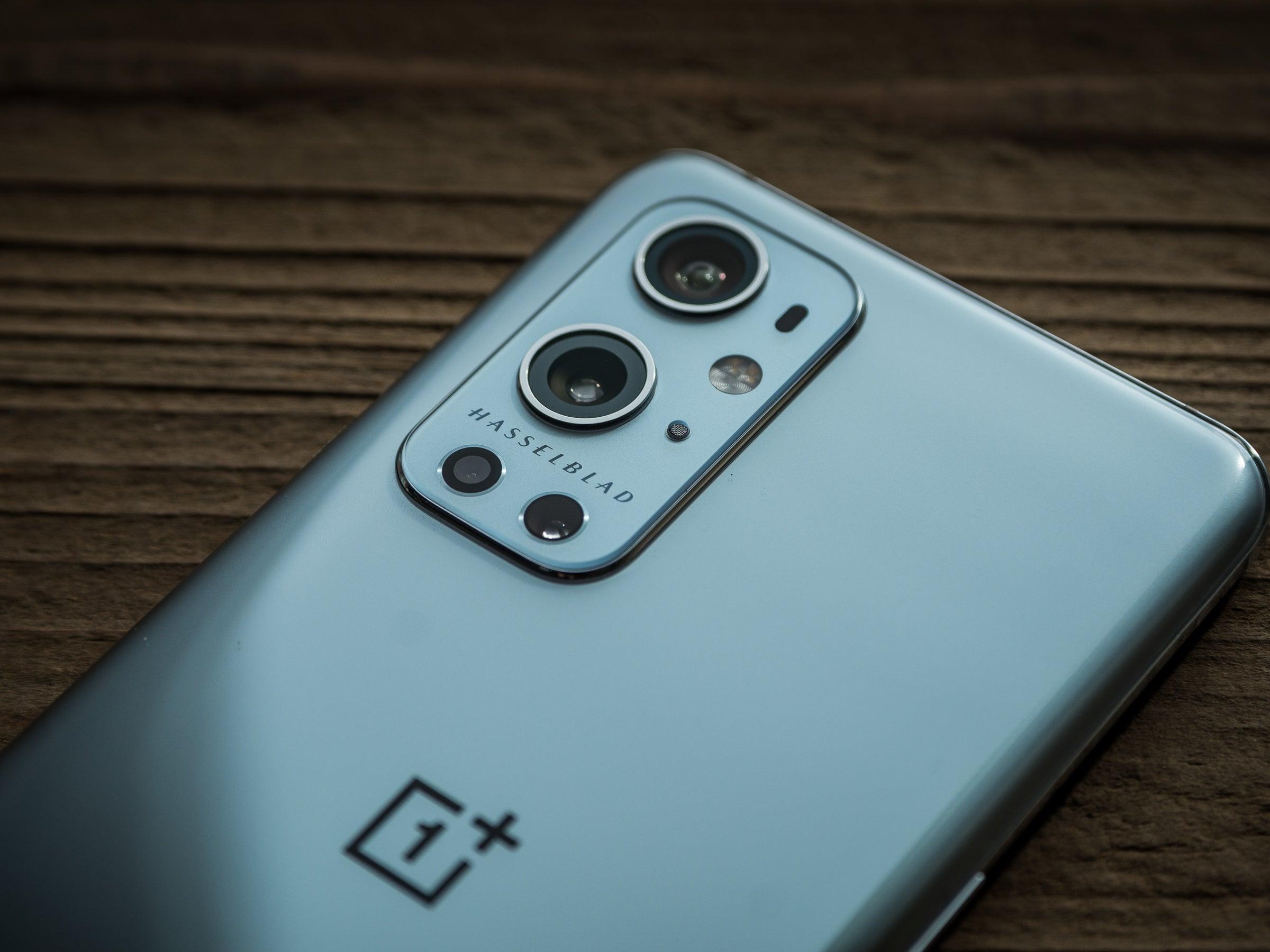 Die vier Kameras des Top-Smartphones