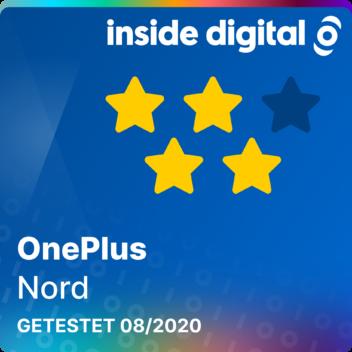 OnePlus Nord im Test, Testsiegel