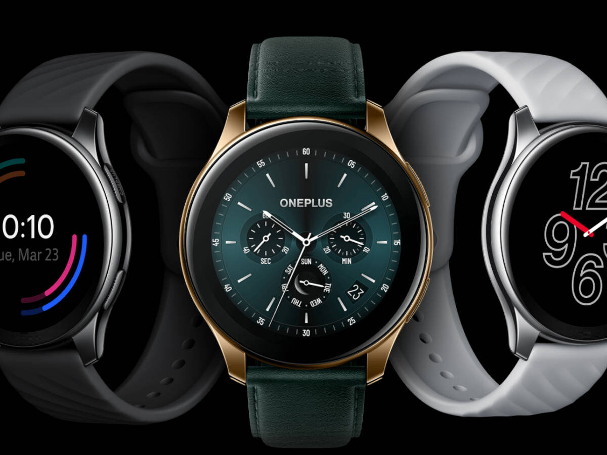 OnePlus Watch Front