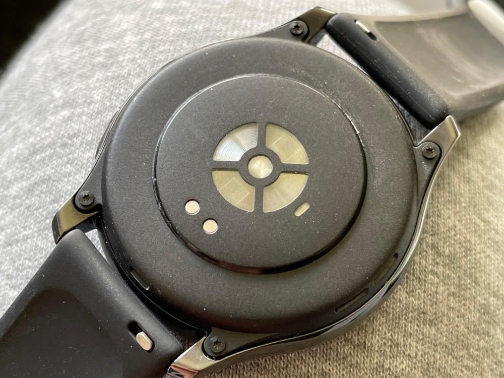 Rückseite der OnePlus Watch