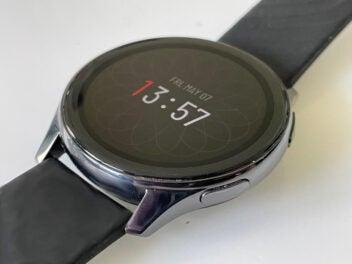 OnePlus Watch Test