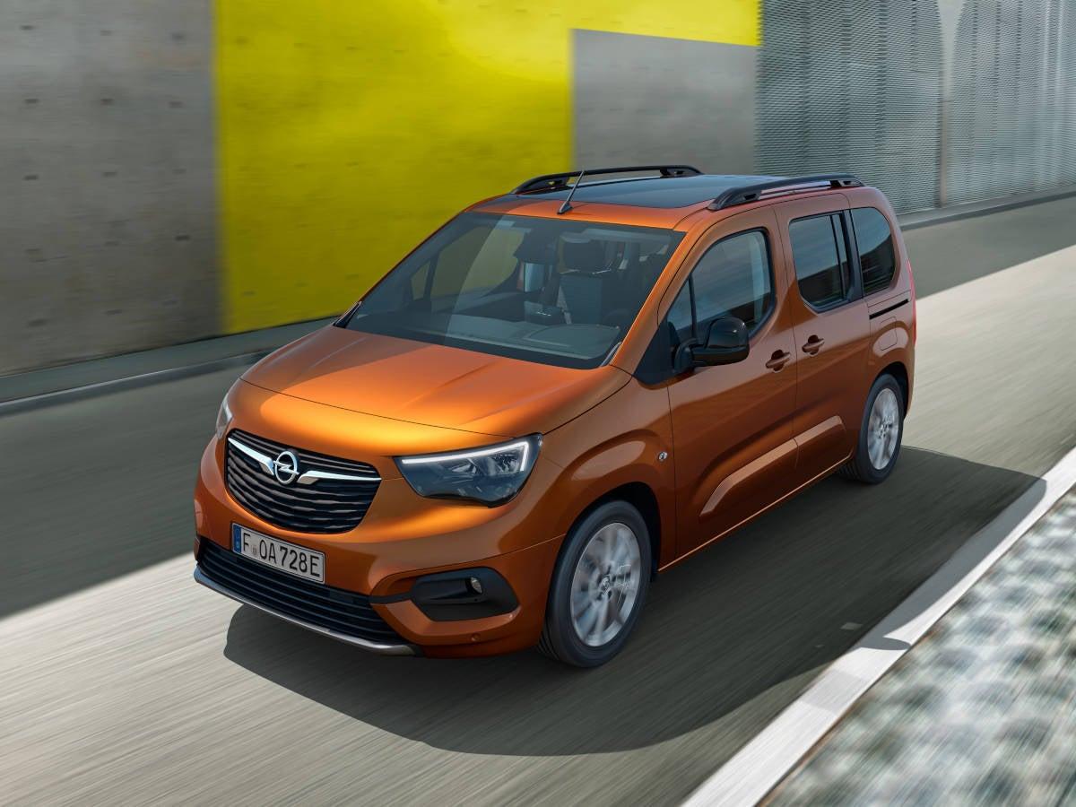 Opel Combo-e Life: Hier kommt das neue Raumwunder - inside digital