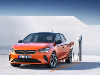 E-Corsa von Opel