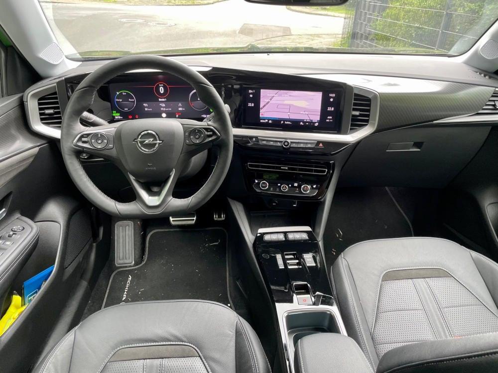 Opel Mokka-e Innenraum