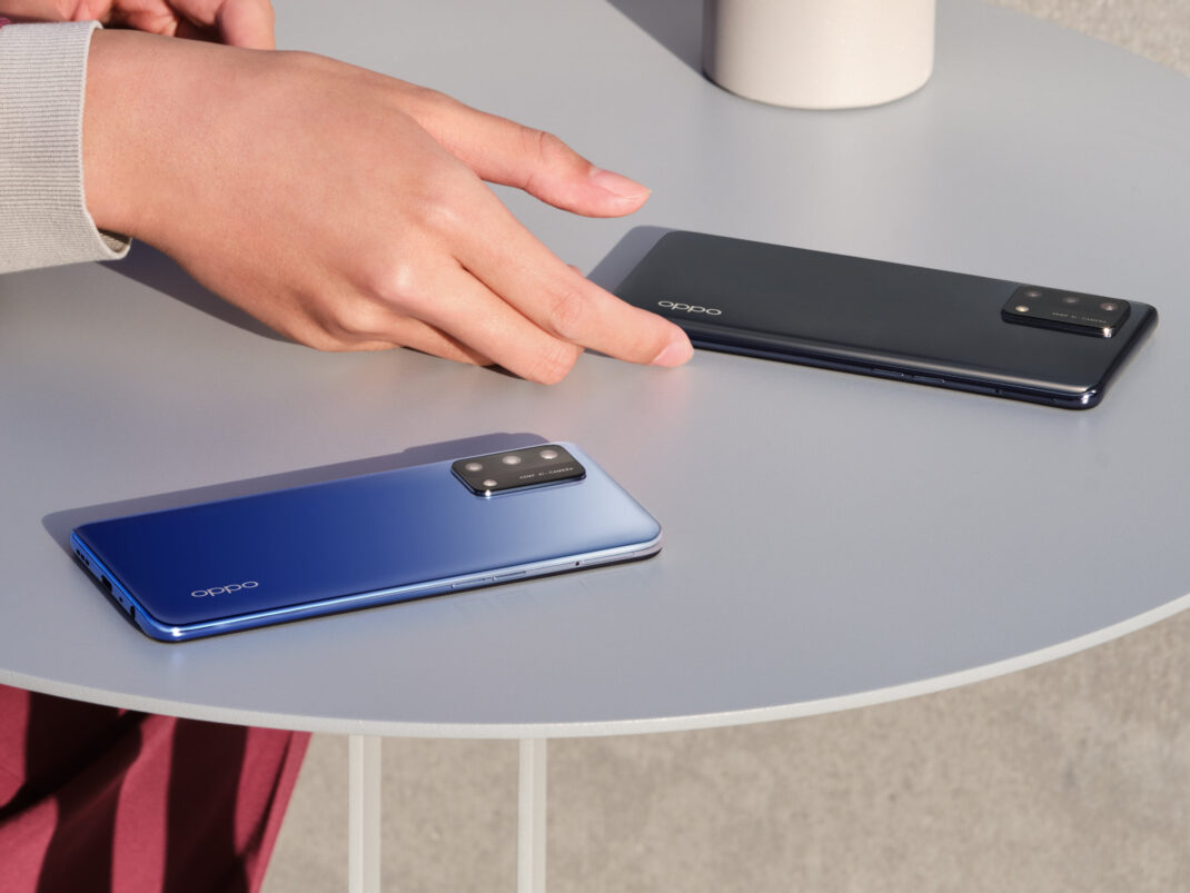 Oppo A74 LTE in allen Farben