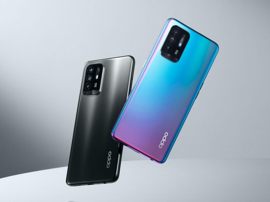 Oppo A94 5G in allen Farben