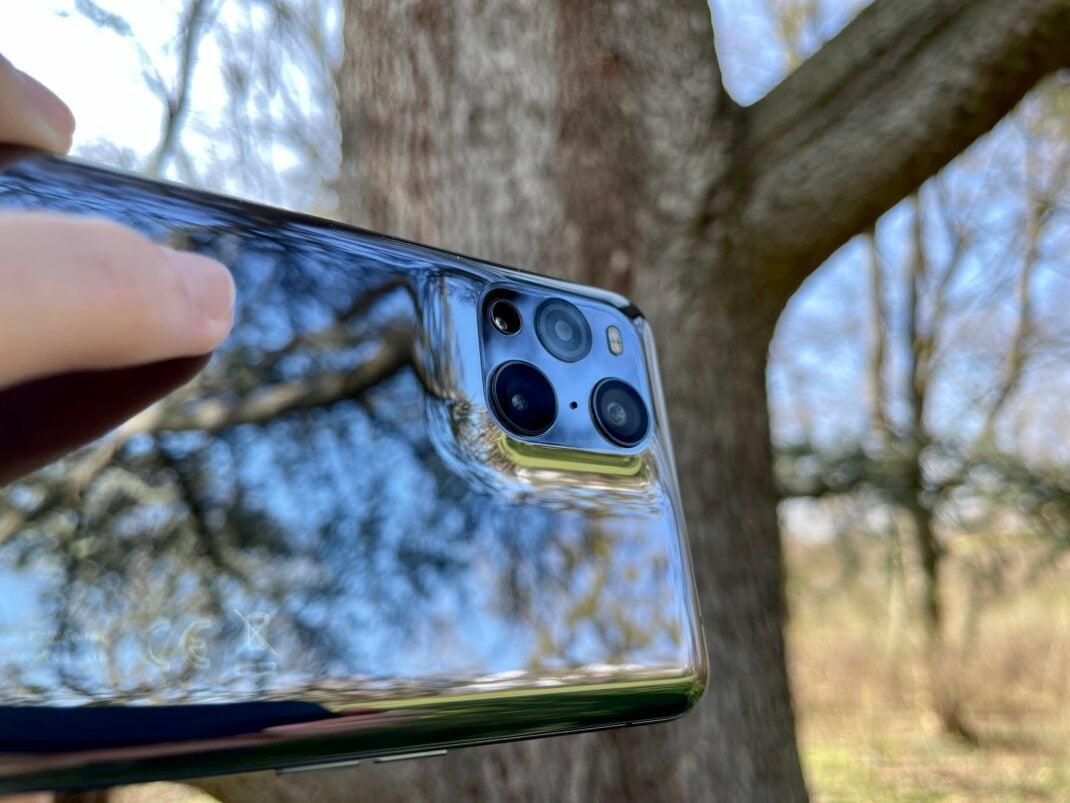 Fotos machen mit dem Oppo Find X3 Pro