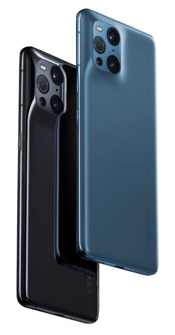 Das neue Oppo Find X3 Pro in beiden Farben