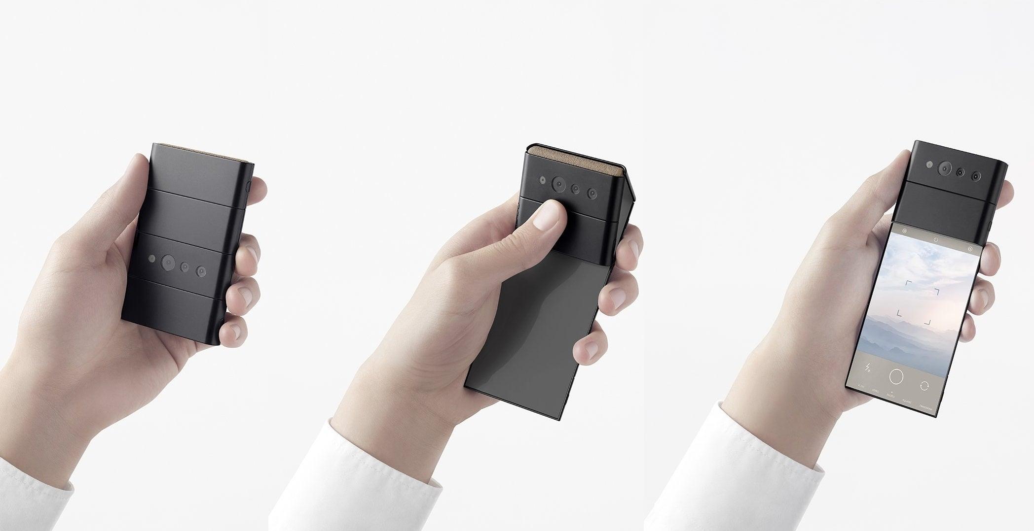 Falt-Handy von Oppo