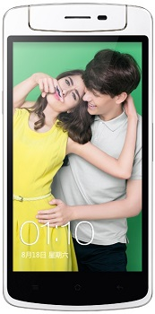 Oppo N1 mini Datenblatt - Foto des Oppo N1 mini