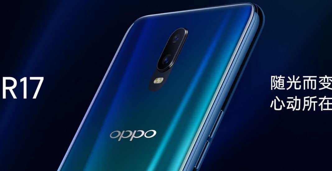Oppo, R17, Smartphone, China-Handys