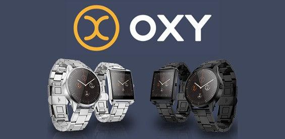 Oxy Smartwatch